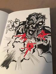 Zombie by yocoro
