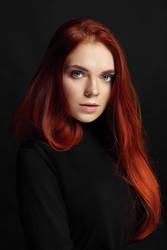 Model Female -woman 1 by bouzid27