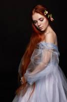 Model Female -woman 8 by bouzid27