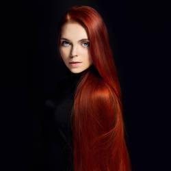 Model Female -woman 13 by bouzid27