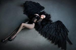 Model angel 1 by bouzid27