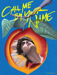Call me by your name by dropkickkiddo