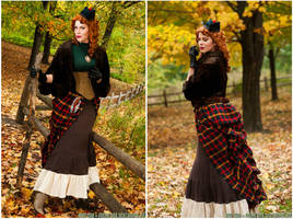 Highland Lass by gillykins