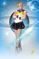 Super Sailor Uranus by gillykins