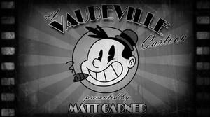 ''A Vaudeville Cartoon'' by FractiousLemon