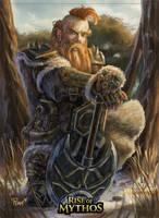 Dwarf by PTimm