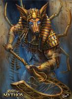 Anubis by PTimm