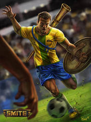 Official Xbalanque Futbol Skin by PTimm