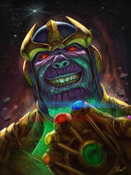 Thanos by PTimm