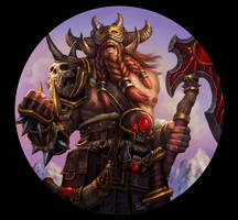 Barbarian King by PTimm