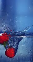 .:Strawberry II:. by WhiteSpiritWolf