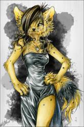 AT .: Black Divine :. by WhiteSpiritWolf