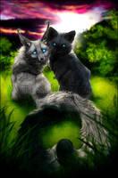 YCH .:Fox Love:. by WhiteSpiritWolf