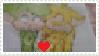Dipsy x Laa Laa stamp {Reupload} by AskKassandraGF