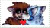 Claw tubby x Yeti tubby stamp by AskKassandraGF