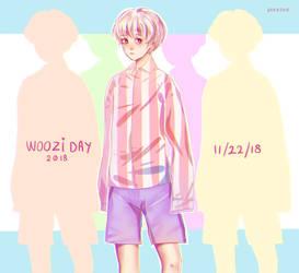 Happy Vobo Woozi Day by Kalidreamine