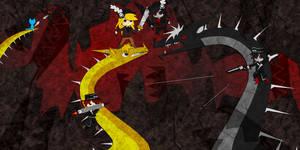 Epic Battle Fantasy, pic 2 by AristeaSturmschwinge