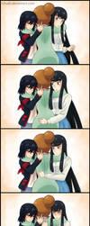 Hug by h0saki