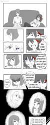 SatsuRyu Fancomic by h0saki