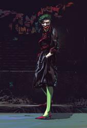 Joker by wellbee