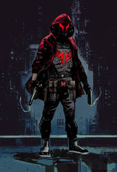 The Red Hood by wellbee