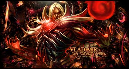 Vladimir Signature by 10mgBT1012cada5min