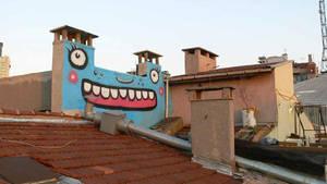 monster by muratbasol