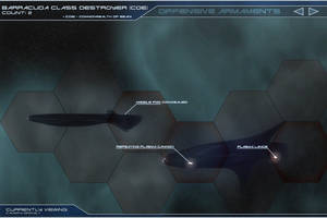 Destroyers... Barracuda class by x717x