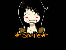 Teru's smile by yiny-chan