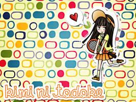 Sawako-chan wallpaper by yiny-chan