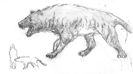 Hyena-bear by povorot