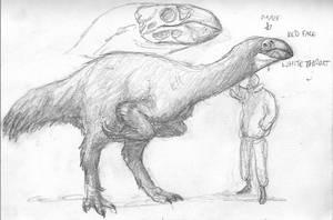 Oviraptor - Thunderbird by povorot