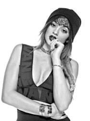 Kylie Jenner Fault Magazine PNG 2015 by dealwyouth