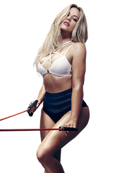 Khloe Kardashian for Complex PNG 2015 by dealwyouth