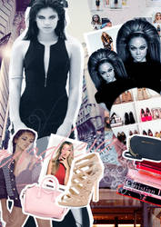 Fashion Collage by dealwyouth