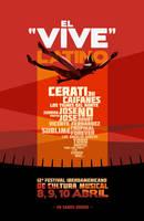 El vive by PincheMoreno