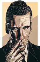 Don Draper by PincheMoreno