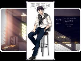 MH: Kashima Homuro by koppin