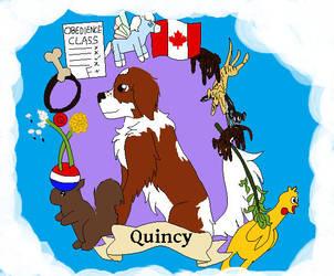 Quincy Bedelia Oakley by 13dawn13
