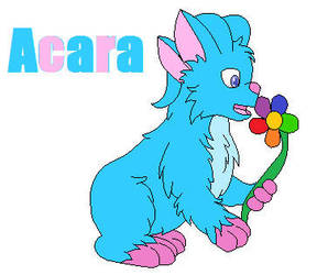 Acara - Neopets by 13dawn13