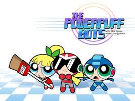 the Powerpuff Bots by MGNemesi