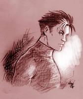 Jason sketch by MGNemesi