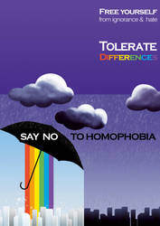Tolerate. by oastraeo