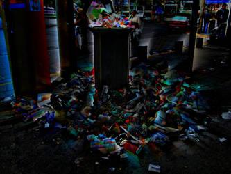 Dark City by 6Sanuye9