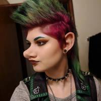 Punk Goof by oneeyedollar