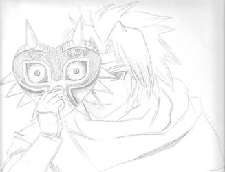 Majora's Mask and its maker by Draezeth