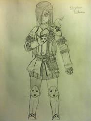 Stryker Hanako by Draezeth