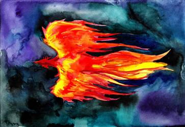 Phoenix by zoiocen