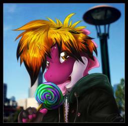 Lollipop by DaXXe