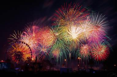 Fireworks 5 by DaXXe